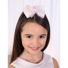 Spinka do włosów dla dziewczynki Abel & Lula 5416-31 róż
