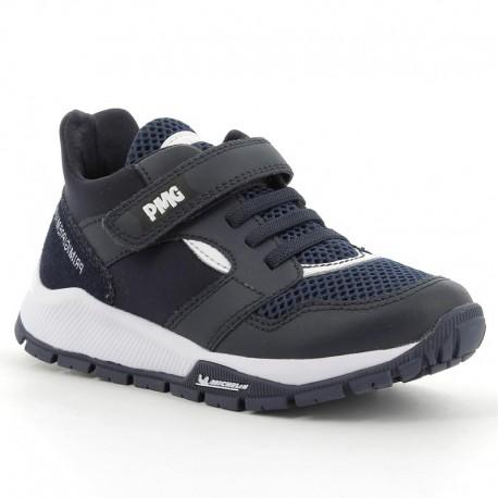 Buty sneakersy dla chłopca Primigi 544071 granat