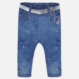 Leginsy dla dziewczynki Mayoral 1701-75 Jeans
