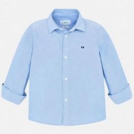 Koszula elegancka chłopięca Mayoral 142-15 Błękitny