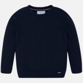 Sweter dla chłopca Mayoral 323-73 Granatowy