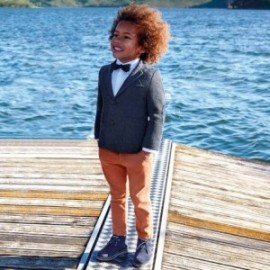Spodnie dla chłopca Mayoral 513-60 Pomarańczowy