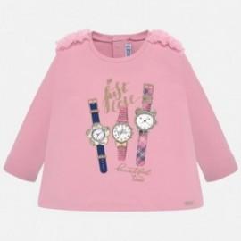 Koszulka dla dziewczynki Mayoral 2013-95 Różowy