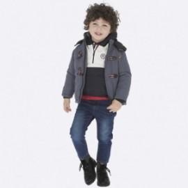 Spodnie jeans dla chłopca Mayoral 4519-23 Ciemny
