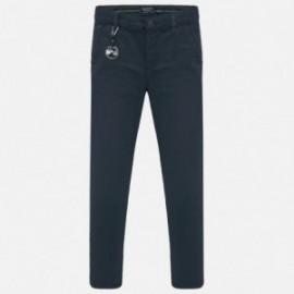 Spodnie chłopięce Mayoral 7517-71 Granatowy