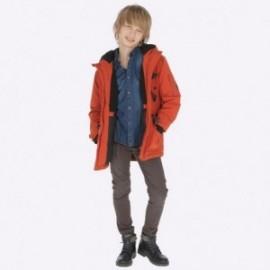 Spodnie chłopięce Mayoral 7517-70 Brązowy