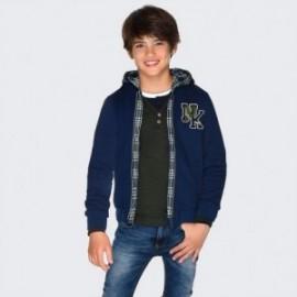 Spodnie jeans slim fit chłopięce Mayoral 7520-65 Jeans