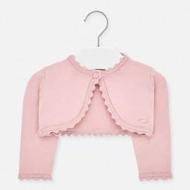 Sweter rozp. dzian. dziewczynka Mayoral 306-81 Różowy