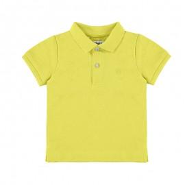 Koszulka polo chłopięca Mayoral 102-60 Żółty
