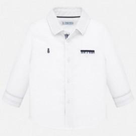 Koszula elegancka dla chłopczyków Mayoral 1164-38 Biały