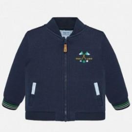 Bluza bez kaptura dla chłopczyków Mayoral 1457-2 Granatowy