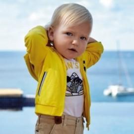 Bluza z kapturem chłopiec Mayoral 1460-44 Żółty