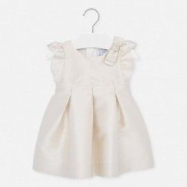 Sukienka elegancka dla dziewczynki Mayoral 1906-72 złota