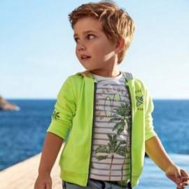 Komplet koszulek dla chłopca Mayoral 3065-64 limonka