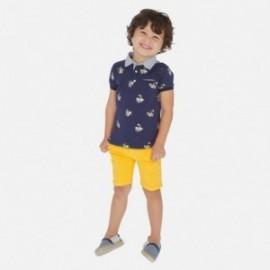 Bermudy dla chłopca Mayoral 3250-10 Żółty