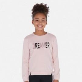 Bluza dla dziewczyny Mayoral 6454-54 Różowy