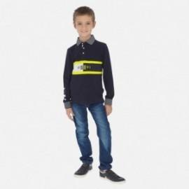 Spodnie jeans chłopięce Mayoral 6520-84 Jeans