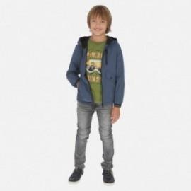 Spodnie jeans chłopięce Mayoral 6520-85 Szary