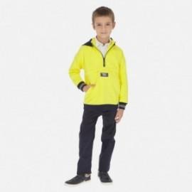 Spodnie dla chłopca Mayoral 6521-10 Granatowy