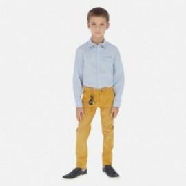 Spodnie dla chłopaka Mayoral 6522-42 Brązowy