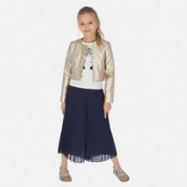 Spódnico spodnie dla dziewczynki Mayoral 6955-30 Granatowy