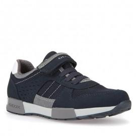 Buty sneakersy chłopięce Geox J826NA-014AF-C0661 granat