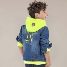 Kurtka jeansowa chłopięca Mayoral 6442-5 Jeans