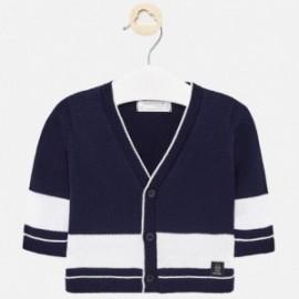 Sweter rozpinany chłopięcy Mayoral 1320-43 Granatowy