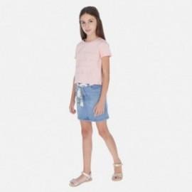 Spódnica jeansowa dziewczęca Mayoral 6952-61 Jeans