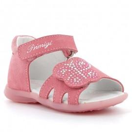 Buty sandały dziewczęce Primigi 5405600 różowe