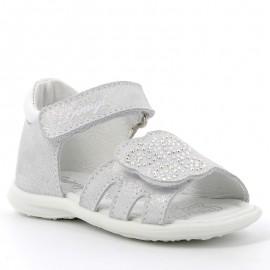 Buty sandały dziewczęce Primigi 5405622 srebrne