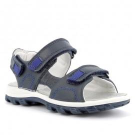 Buty sandały chłopięce Primigi 5391100 granat