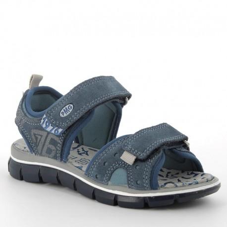 Buty sandały chłopięce Primigi 5392811 granat