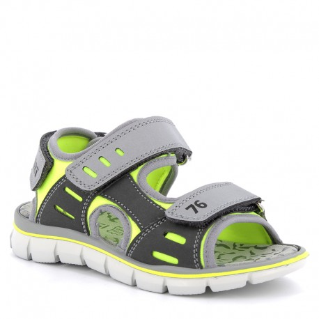 Buty sandały chłopięce Primigi 5392622 szare