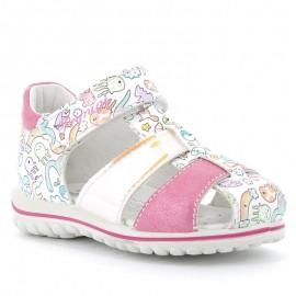 Buty sandały dziewczęce Primigi 5365533 wielokolor
