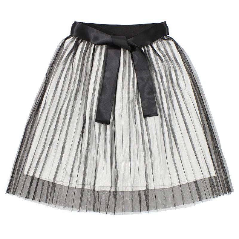 Spódnica tiulowa dziewczęca Trybeyond 99985295-10A czarna