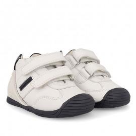 Sneakersy chłopięce Biomecanics 151157-2 biały