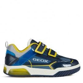 Buty sneakersy chłopięce Geox J029CA-014BU-C0657 granat