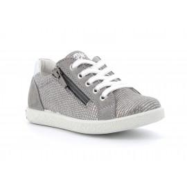 Buty sneakersy dziewczęce Primigi 5374422 srebrny