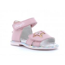 Sandałki dziewczęce Primigi 5416111 jasny róz