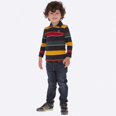 Spodnie jeansowe chłopięce Mayoral 40-74 Granatowy