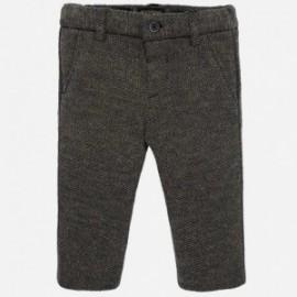 Spodnie eleganckie dla chłopca Mayoral 2533-69 Szary