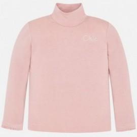 Półgolf gładki dla dziewczynki Mayoral 4002-72 Różowy