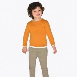 Spodnie we wzory chłopięce Mayoral 4509-37 Beżowy
