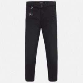 Spodnie chłopięce Mayoral 7517-72 Czarny