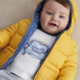 Komplet 2 koszulki z długim rękawem dla chłopca Mayoral 2003-32 Żółty