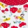 Strój kąpielowy dla dziewczynek Mayoral 1717-64 Czerwony