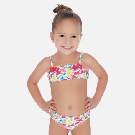 Bikini dla dziewczynki Mayoral 3727-47 Fuksja