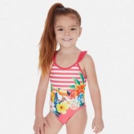 Strój kąpielowy dziewczynka Mayoral 3729-72 czerwony