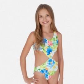 Strój kąpielowy dla dziewczyn Mayoral 6726-20 niebieski